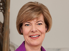Photo of Senator Baldwin,  Tammy