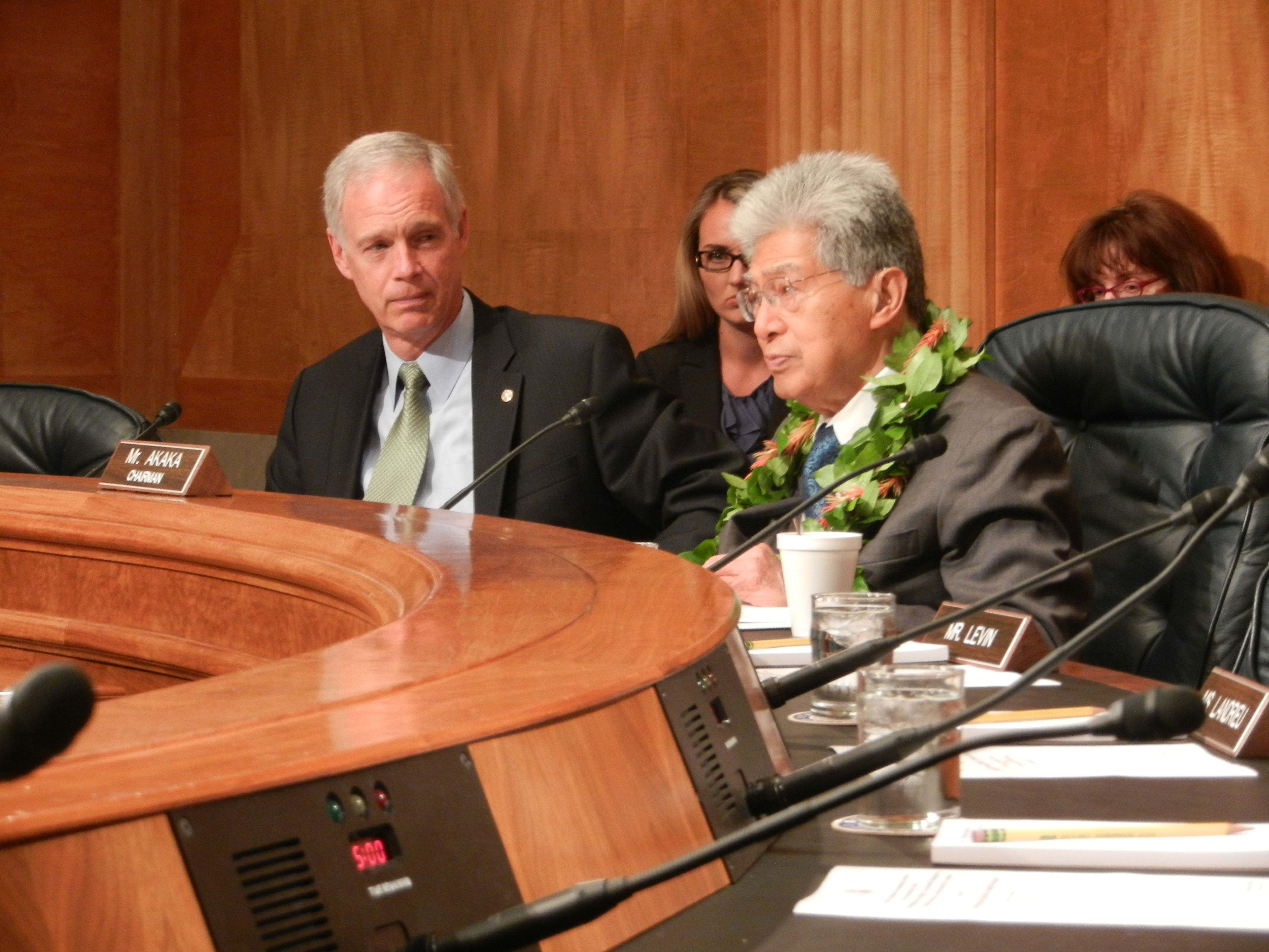 Akaka Chairs Hearing Examining Current State of Federal Workforce