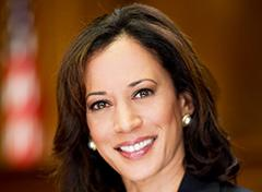 Photo of Senator Harris,  Kamala