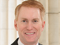 Photo of Senator Lankford,,  James