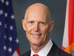 Photo of Senator Scott,  Rick