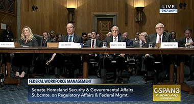 Subcommittee Examines Hiring Freeze and Reforms to Improve Federal Workforce