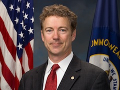 Photo of Senator Paul,  Rand