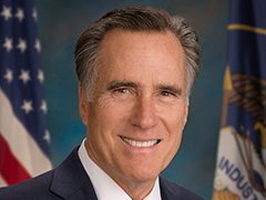Photo of Senator Romney,  Mitt