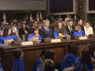 JDRF Witnesses Testify
