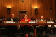 Kevin Chavous, Virginia Walden Ford and Dr. Patrick Wolf