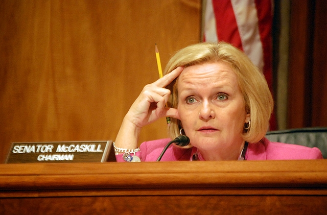 McCaskill Moves to Protect Contracts for Small Businesses