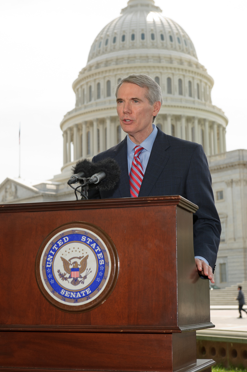 Senator Portman Photos