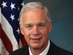 Photo of Majority Leader Senator Ron Johnson,