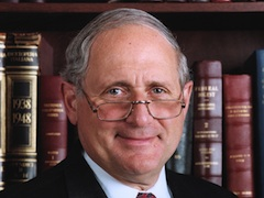 Photo of Senator Carl Levin