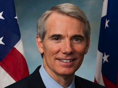 Photo of Senator Portman,  Rob
