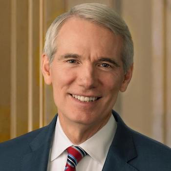 Photo of Senator Rob Portman
