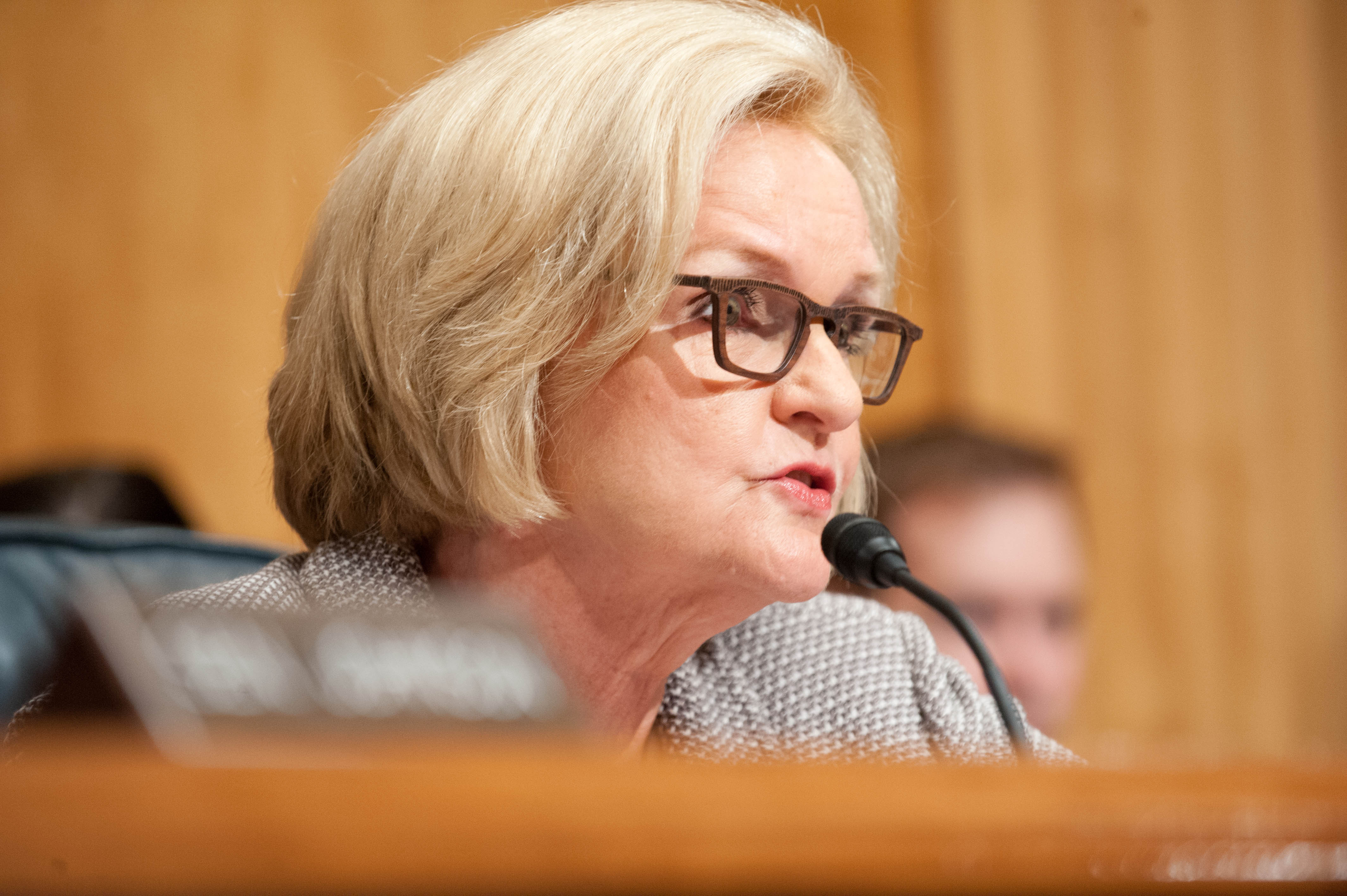 Senators McCaskill, Tester, Johnson, and Portman Request Information About Alleged Gunman's Security Background Check